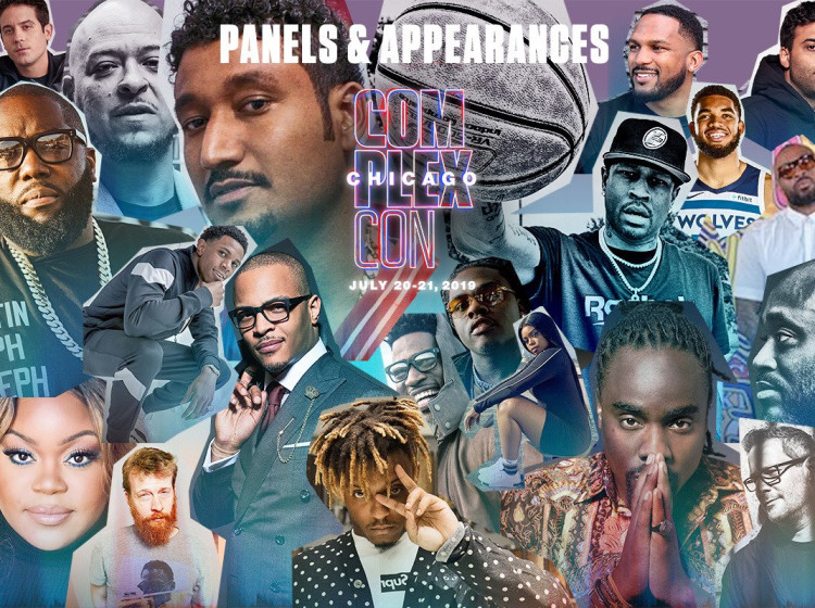 ComplexCon Chicago Announces More Guests and the Complex Current Panels!