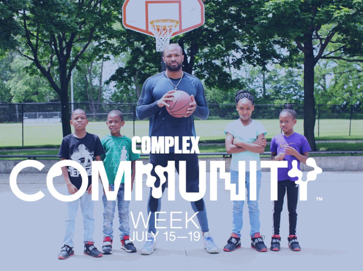 Complex Community Week