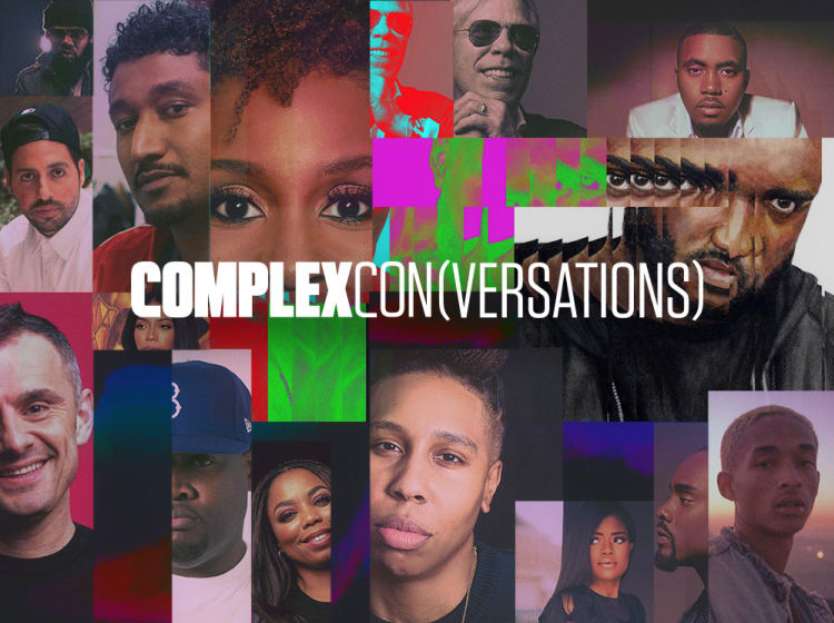 COMPLEXCON REVEALS THIRD ANNUAL COMPLEXCON(VERSATIONS) LINEUP!