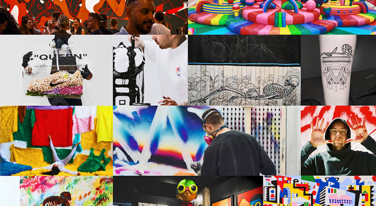 Internationally Renowned Street, Contemporary and Pop Artists Descend on ComplexCon!
