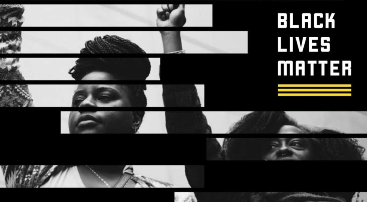 Black Lives Matter Global Network at ComplexCon!
