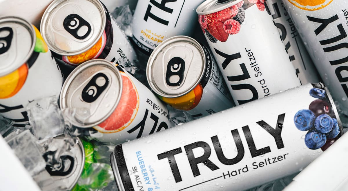 Celebrate ComplexCon the Truly Hard Seltzer Way
