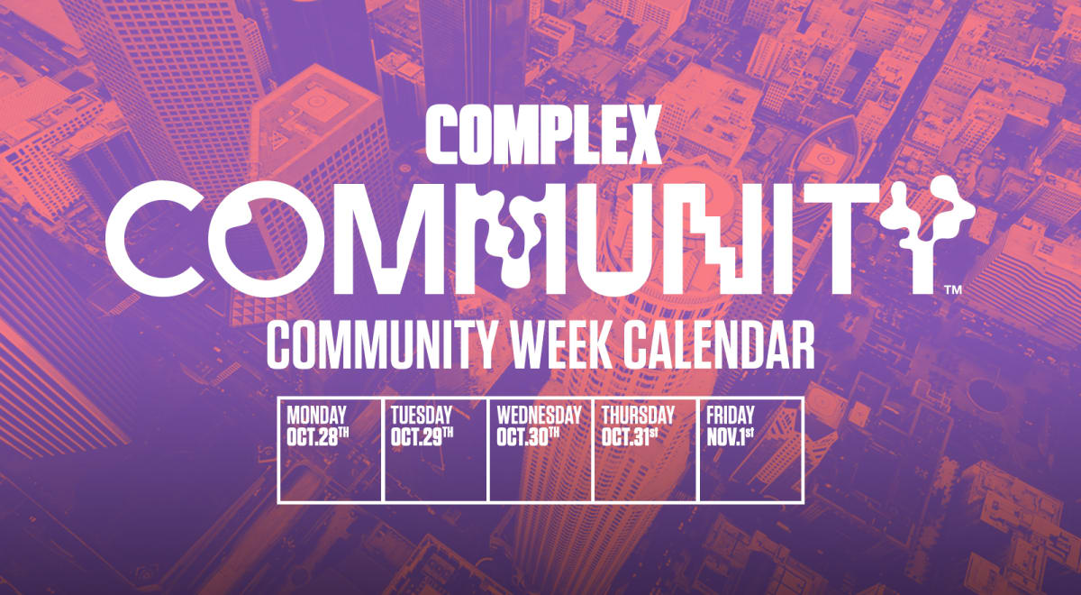 Community Week Calendar, Long Beach