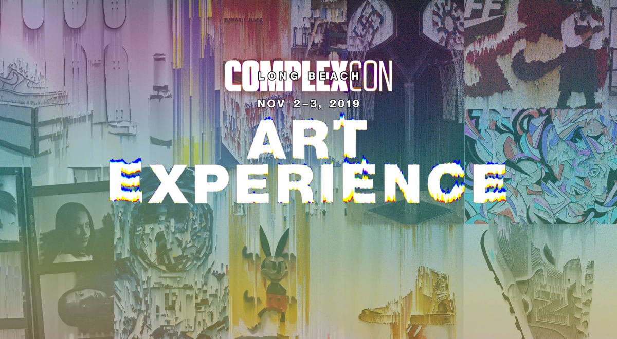 'Art Experience' is Back for ComplexCon Long Beach