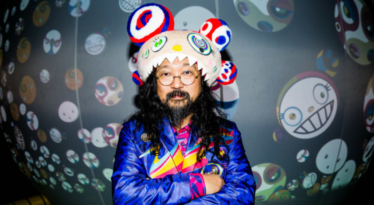 Takashi Murakami Collaborates With Chicago Cubs on Merch for ComplexCon Chicago