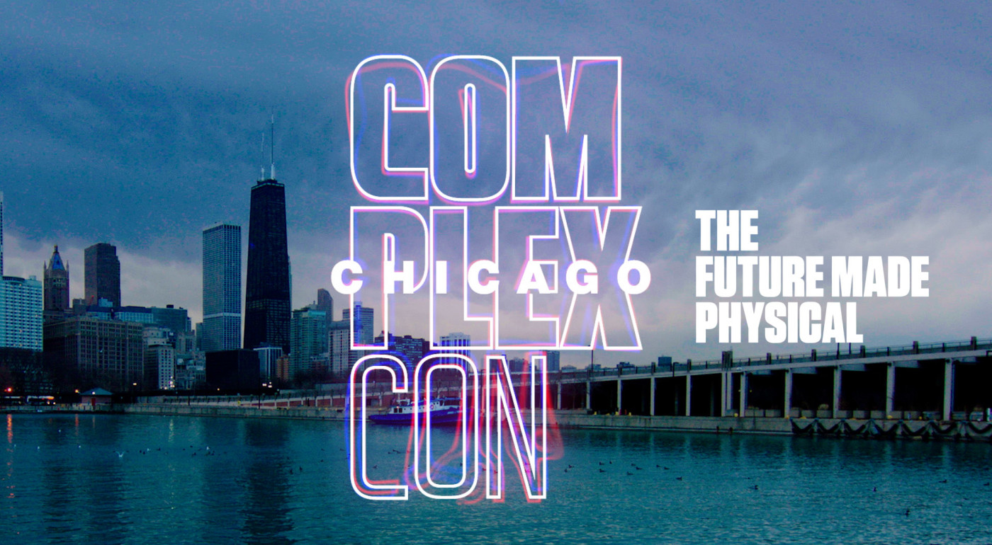 FIRST LOOK: ComplexCon Chicago July 20-21