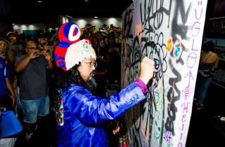 Takashi Murakami Returns as the Curator of ComplexCon 2017's Art Zone