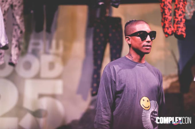 How Pharrell Took ComplexCon 2016 to the Next Level