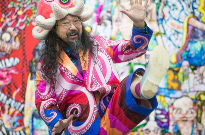 ComplexCon Artistic Director/ Host Community Member Takashi Murakami 村上隆 is the GOAT!