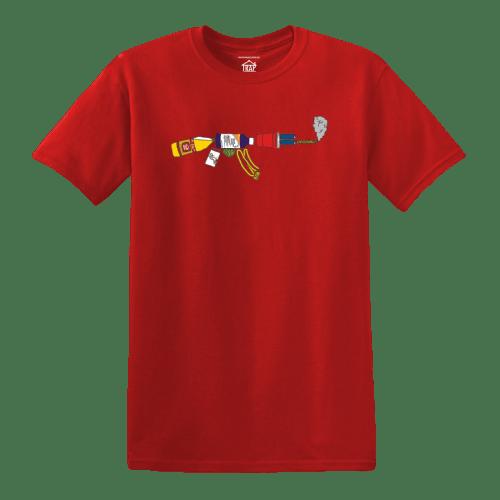 Dirty K T-Shirt [Red]