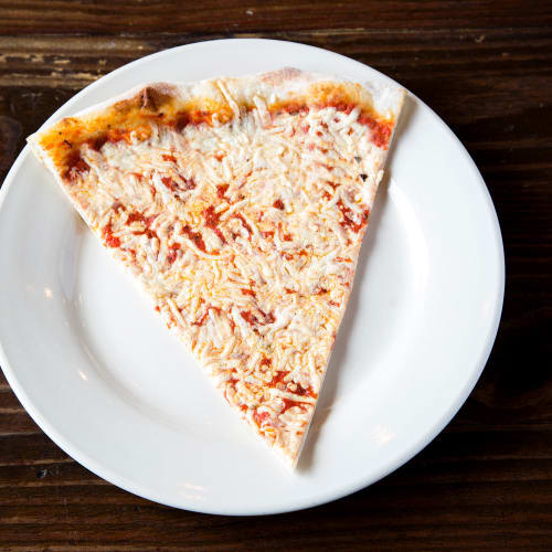 Vegan Cheese Slice