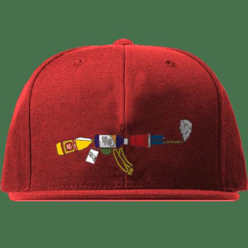 Trap AK47 Snapback Hat