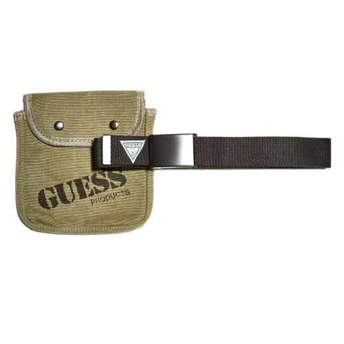 Bag with belt