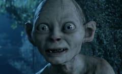 Gollum Lord of the Rings Screengrab
