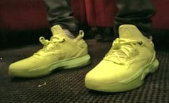 adidas D Lillard 2 Tennis Ball Yellow