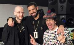 Nardwuar interviews Drake and 40