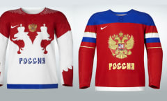 Russian Olympic Jersey