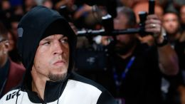 Nate Diaz before UFC 202