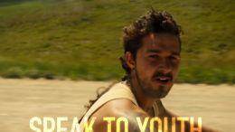 Shia LaBeouf appears in 'American Honey.'