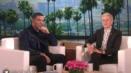 Drake on 'The Ellen Show'