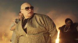 "This is a screenshot of Fat Joe's ""Cookin'"""