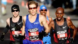 Ryan Hall Marathon