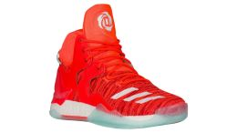 adidas D Rose 7 Orange Knicks
