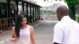 Kim Kardashian teaches Kanye West what magic stick means on KUWTK.