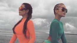 Kim Kardashian West Mexico vacation