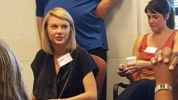 This is Taylor Swift on jury duty.