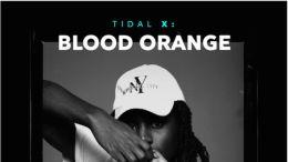 Tidal Blood Orange
