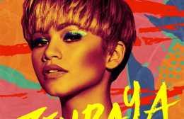 """Zendaya """"Something New"""" featuring Chris Brown"""