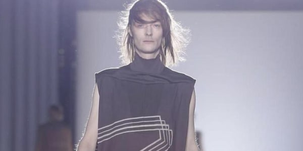 Rick Owens Latest Fashion Show Included Full-Frontal Male -9615