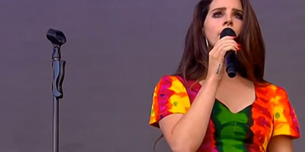 "Watch Lana Del Rey Perform ""Ultraviolence"" at Glastonbury ..."