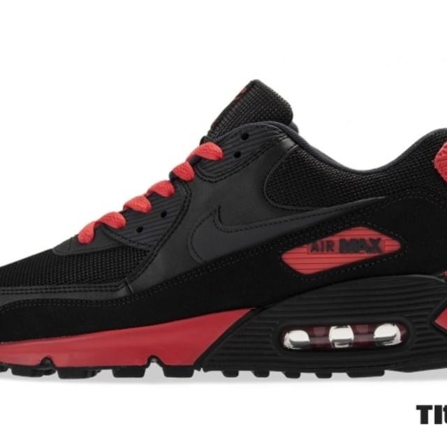 Nike air max 90 essential black anthracite sunburst for Triple e motors long beach ca