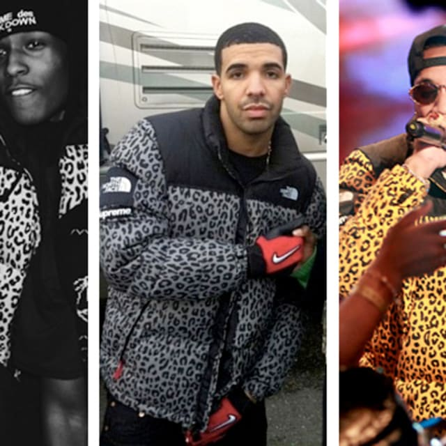 Trend Watch Drake A Ap Rocky And Tyga Rock Supreme X The