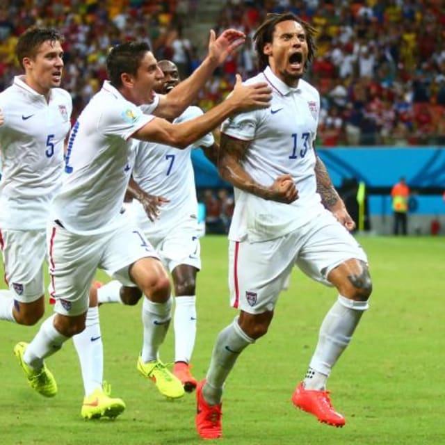 U S Soccer Star Jermaine Jones Joining The New England Revolution Of Mls Complex