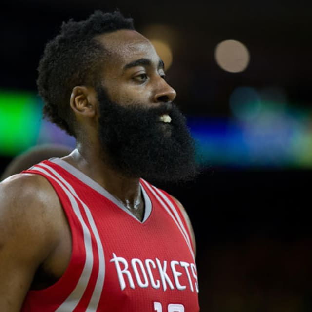 Moses Malone's Son Claims James Harden's Entourage