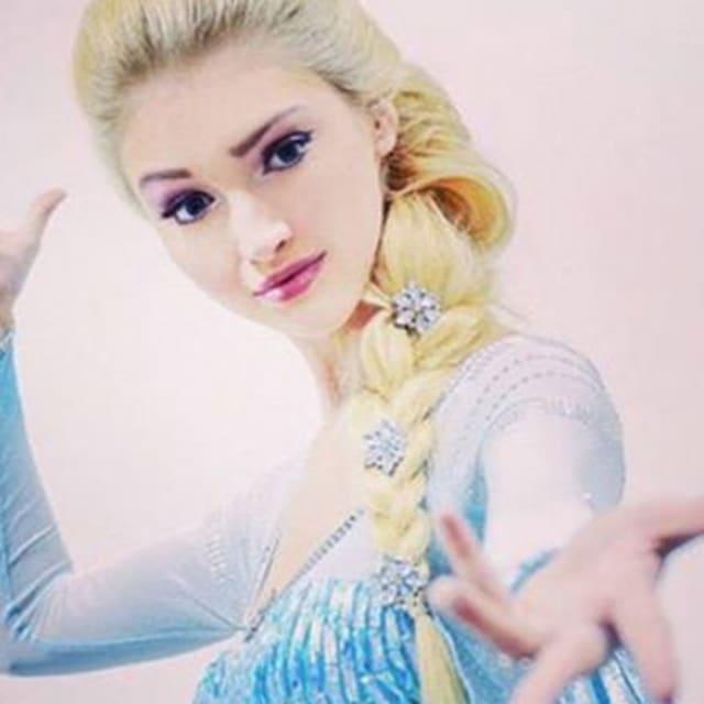 Image Result For Elsa Look Alike