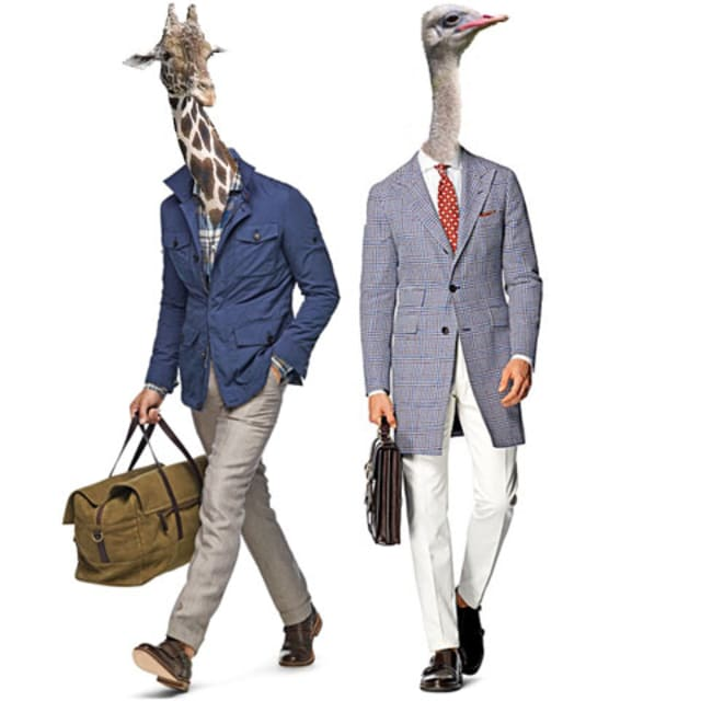 How to Dress if You're Tall