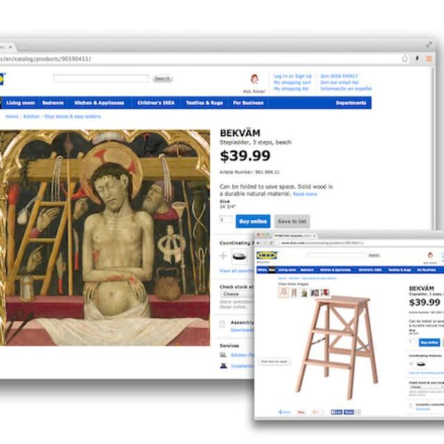 Ikea Art History Tumblr Jesus Interior Design Complex