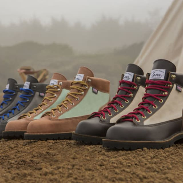 Danner And Beckel S Canvas Boots Are All You Need To Trek