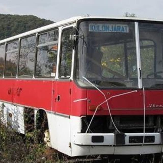Old Broken Down Bus Transformed Into Functional Personal ...