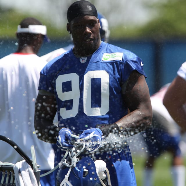 Jason Pierre-Paul Says New York Giants Will Win NFC East
