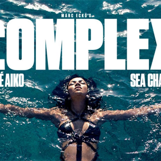 Jhené Aiko Covers Complex's April/May 2014 Issue! | Complex