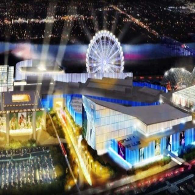 Orange Park Mall >> A New Mall in New Jersey Will Have a Ferris Wheel and a ...