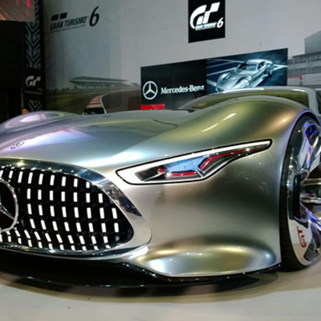 Mercedes benz amg vision gran turismo 28 the mercedes for Mercedes benz amg vision