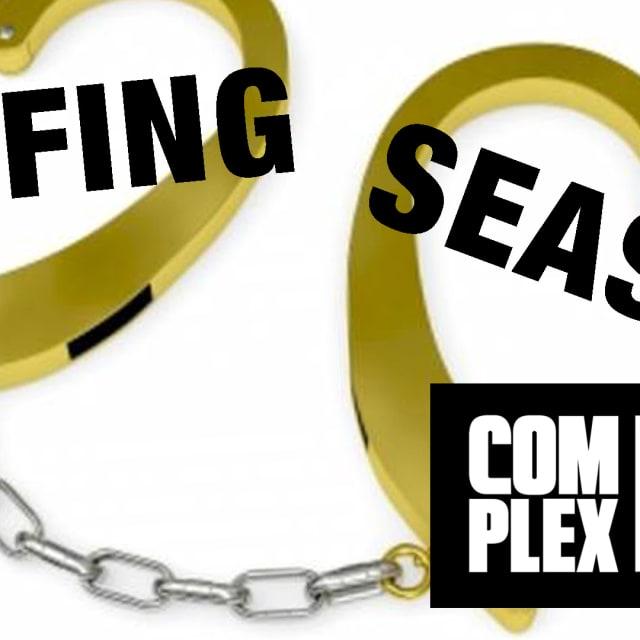 define cuffing season