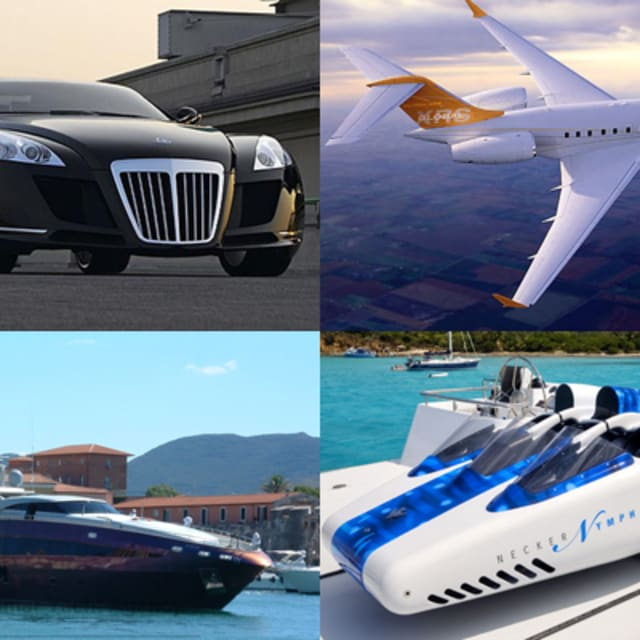 Cash Cars Kc >> Birdman Exelero - Gallery: 25 of The Most Expensive Celebrity Play Toys | Complex