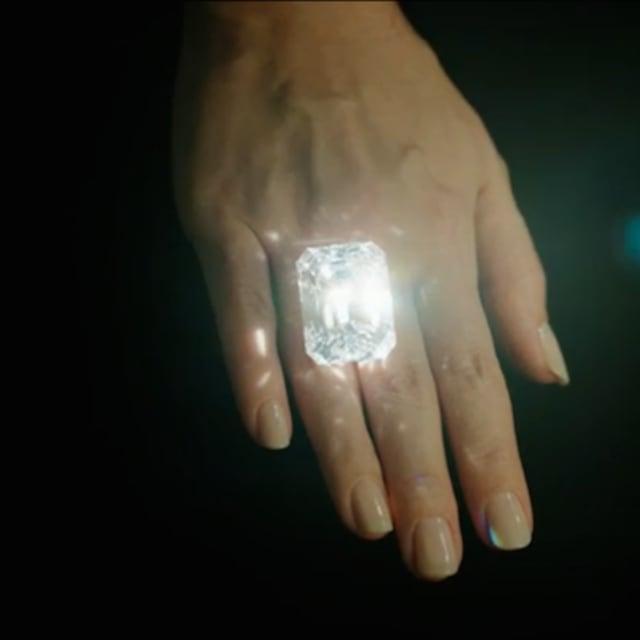 Public Auto Auction >> This $22 Million Diamond Makes Kim Kardashian's Engagement ...